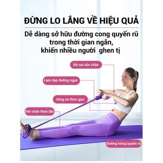 Dây tập thể dục, Gậy gập bụng giảm eo