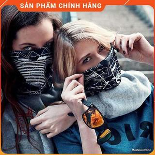 Khăn đa năng - khăn ninja đội nón bảo hiểm (Màu Sắc ngẫu nhiên) thumbnail