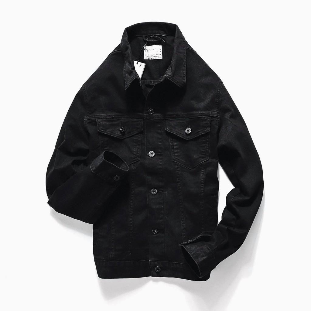 Mã 086 Áo khoác jean đẹp phong cách Hàn quốc. Size M - XL