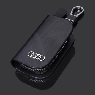 Bao da chìa khoá ô tô cao cấp ( chất liệu bền đẹp - thời trang ) nhiều hãng xe thumbnail