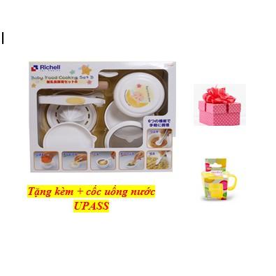 Bộ chế biến ăn dặm kiểu Nhật 8 món Richell cho bé hàng nhập khẩu - 2850856 , 321527644 , 322_321527644 , 499000 , Bo-che-bien-an-dam-kieu-Nhat-8-mon-Richell-cho-be-hang-nhap-khau-322_321527644 , shopee.vn , Bộ chế biến ăn dặm kiểu Nhật 8 món Richell cho bé hàng nhập khẩu