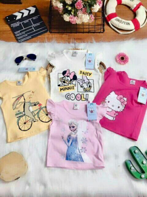 🍡🍡Combo 4 áo phông cho bé