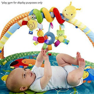 Hot New Infant Bed around Toys Early Learning Multicolor