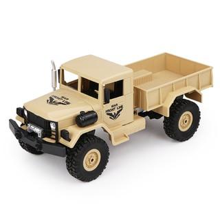 Xe tải quân sự điều khiển từ xa JJRC q62 RC 1 : 16 2.4G 4WD