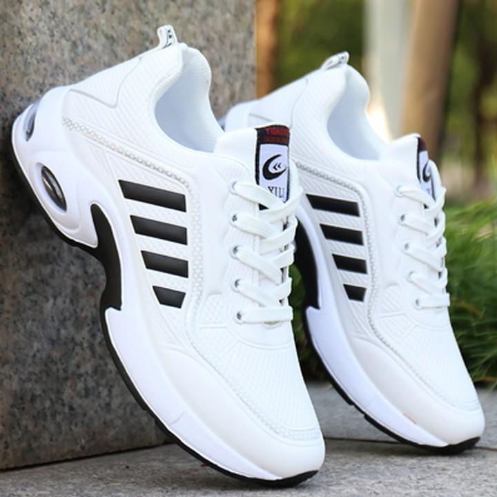 Giày Sneakers Thể Thao Nam Thời Tran Năng Động Mẫu Mới HOT-GN97