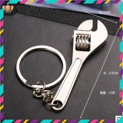 Móc khóa bộ đồ sửa chữa CỜ LÊ, MỎ LẾT, BÚA...... siêu đẹp