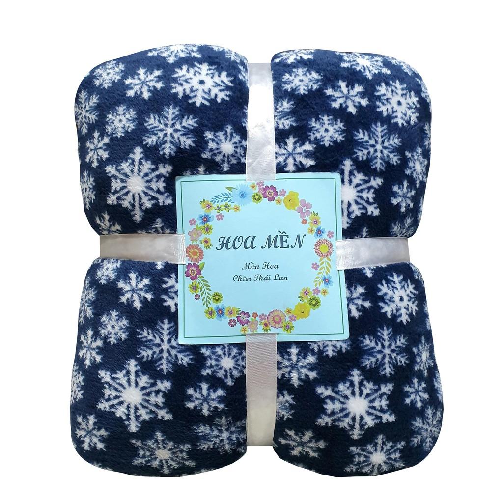 Chăn mền băng lông Cừu Thái Bông Tuyết