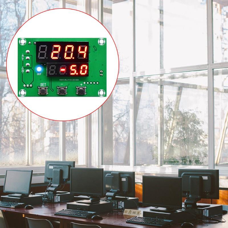 Bộ Điều Nhiệt Xh W1510 Cho Tủ Lạnh Xh-W1510
