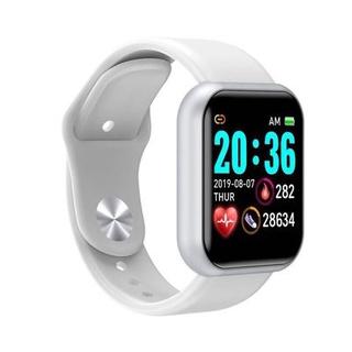 Đồng Hồ Thông Minh Nam Nữ đẹp D20S phiên bản 2021 ,tương tự Apple Watch,đo nhịp tim,đếm bước chân,kết nối điện thoại-PK thumbnail
