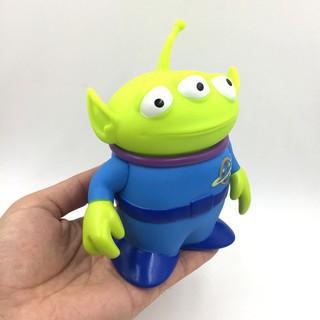 Mini Three-eyed Alien Alien Three-Eye Doll Doll Silicone Decoration Alien