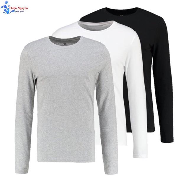 Combo 3 áo thun cotton co dãn 4