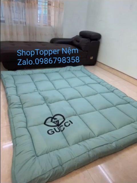 Nệm Topper/ Nệm cuộn trải sàn ngủ gấp gọn