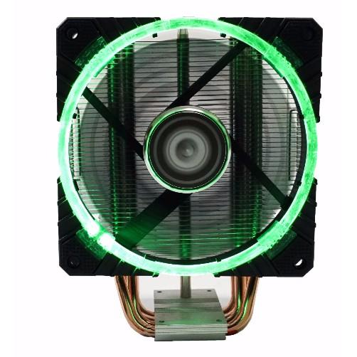 Tản nhiệt ID Cooling SE-214C 115x Green Led ( Chỉ hỗ trợ intel socket 115x )