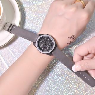 Đồng hồ nữ Doukou chính hãng dây da cao cấp mặt số thời trang sành điệu thumbnail