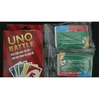 Combo Uno Battle và 2 bản mở rộng