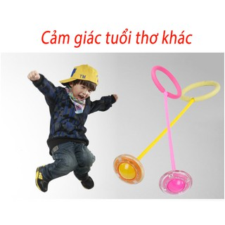 Đồ chơi dây nhảy bóng tập thể dục cho trẻ em