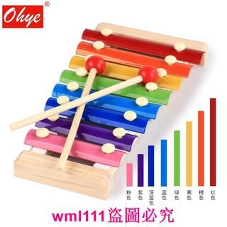 đàn gỗ 8 phím đồ chơi cho bé