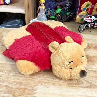 Đồ Chơi Đèn Ngủ Chiếu Sao Gấu Pooh(2hand)