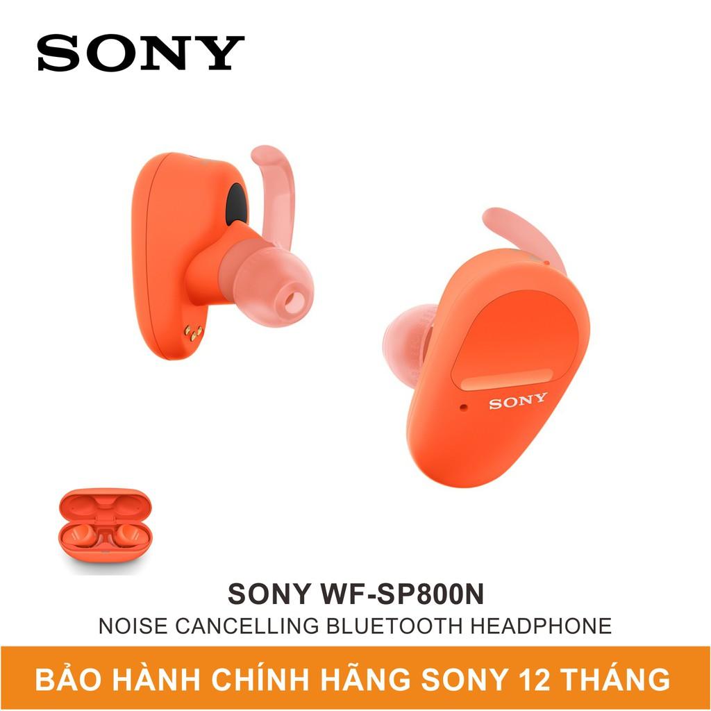 [Mã 267ELSALE1 giảm 5% đơn 3TR] Tai Nghe Thể Thao Chống Ồn True Wireless Sony WF-SP800N - Bảo Hành Chính Hãng 12 Tháng