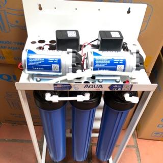 [Mã ELOCT300 Giảm 6% Tối Đa 300k] Máy lọc nước ro Aqua lead 50-100l/h