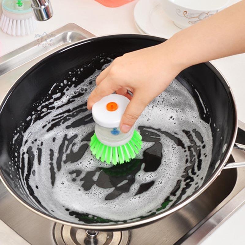Cọ rửa chén dĩa tiện lợi