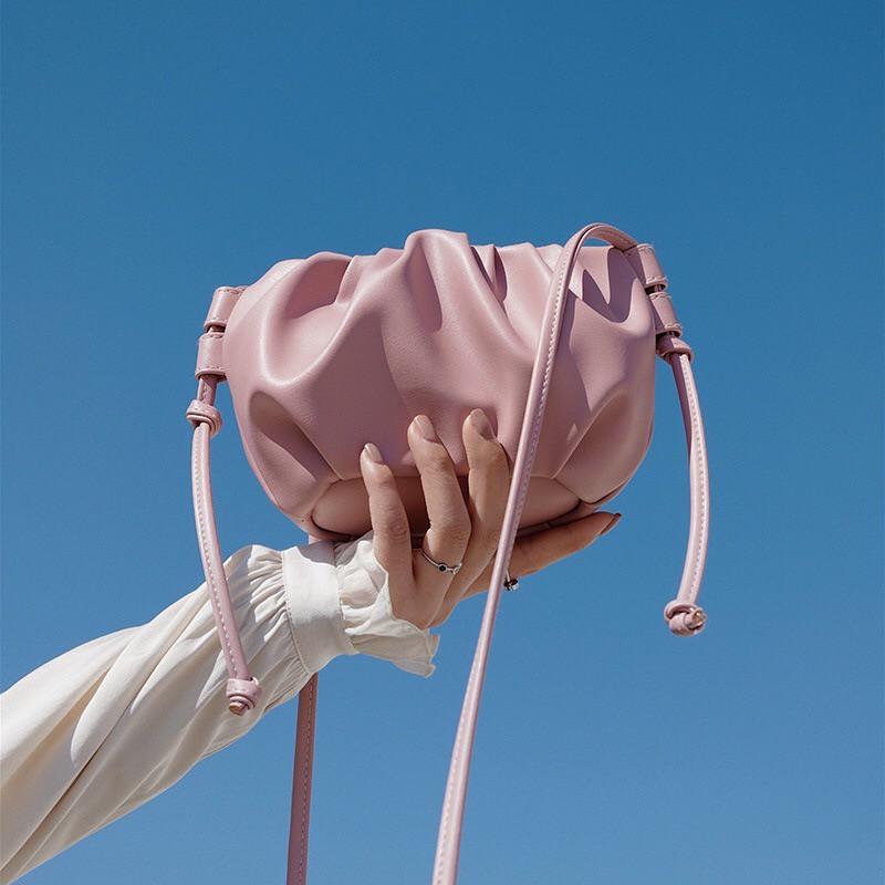 Túi đeo chéo nữ 🎁 Xả kho lấy tương tác🎁 Túi đeo chéo nữ đám mây cực dễ thương