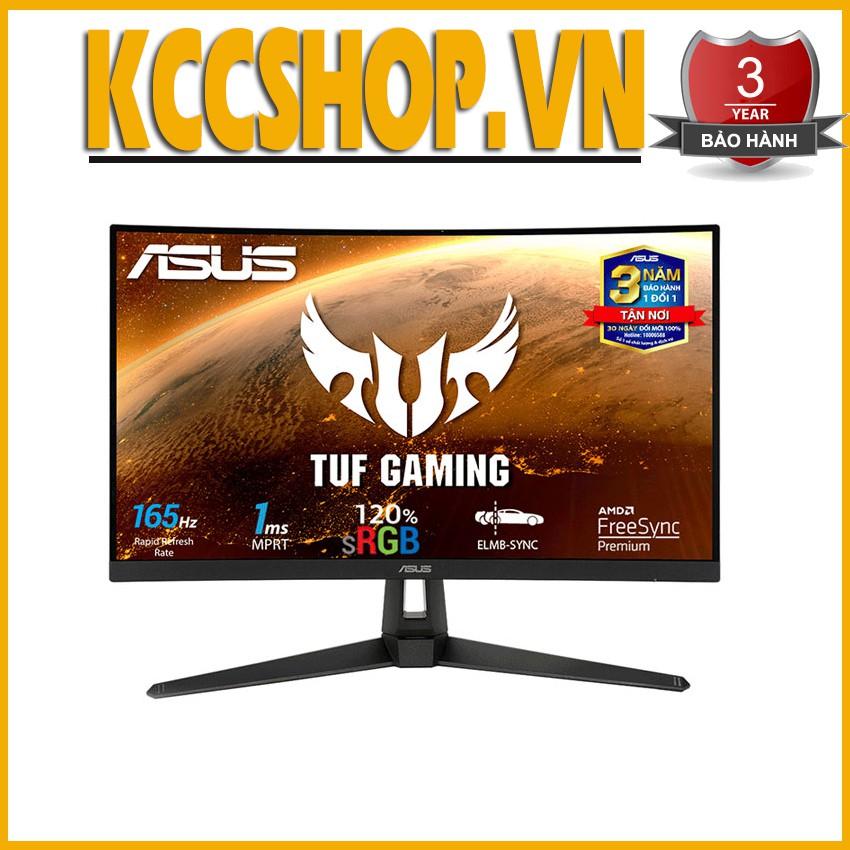 Màn hình Asus VG27VH1B (27inch/FHD/VA/165Hz/1ms/250nits/HDMI+DSub+Audio)