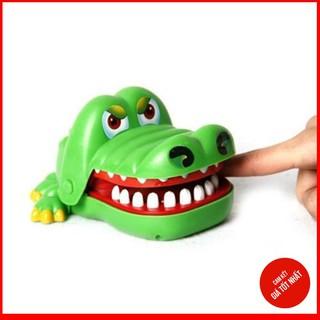 [GIÁ PHÁ ĐẢO] Bộ trò chơi cá sấu cắn tay