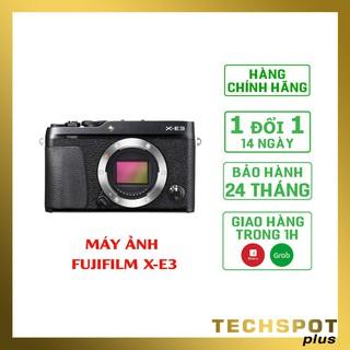 Máy ảnh Fujifilm X-E3 Body Chính Hãng thumbnail