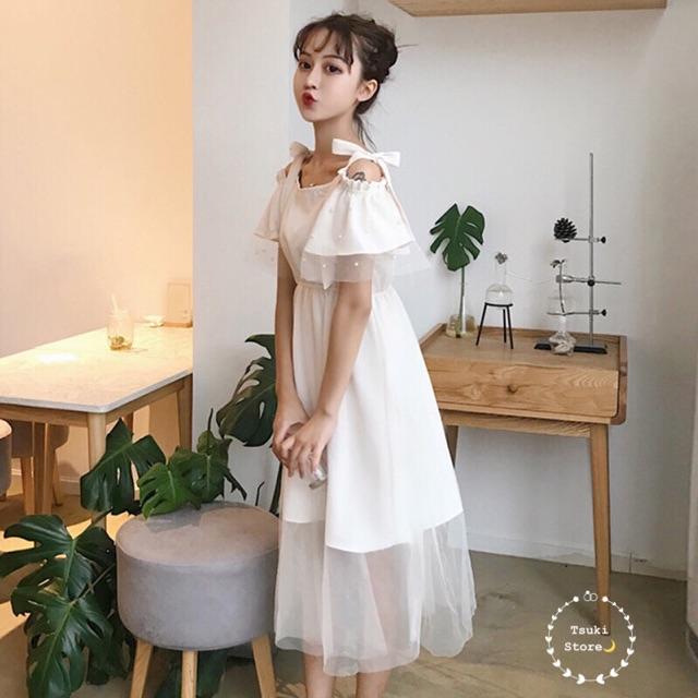 [ORDER] Đầm dáng xoè ulzzang ??
