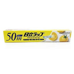 Màng bọc thực phẩm Hitachi 22cm x 50m (Hàng nội địa Nhật)