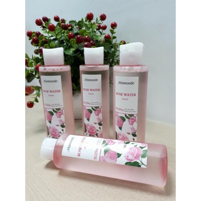 Nước hoa hồng mamonde rose water toner - 2829616 , 253610687 , 322_253610687 , 260000 , Nuoc-hoa-hong-mamonde-rose-water-toner-322_253610687 , shopee.vn , Nước hoa hồng mamonde rose water toner