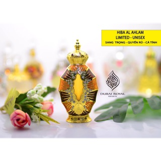 Tinh dầu nước hoa nội địa DUBAI - Hiba Al Ahlam Khalis thumbnail