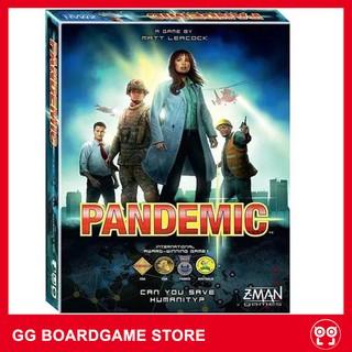 HÀNG CAO CẤP – HỘP GAME PANDEMIC tiếng Anh chất lượng cao