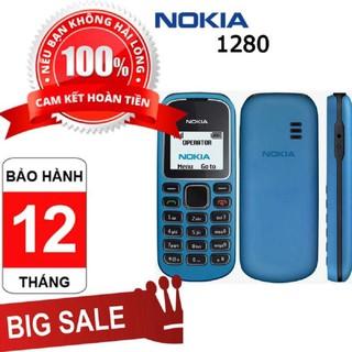Điện thoại Nokia 1280 chất lượng- BH 12 tháng