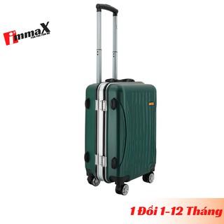 Vali nắp gập immaX A15 size 20inch đựng hành lý xách tay bảo hành 2 năm chính hãng, 1 đổi 1 trong 12 tháng thumbnail