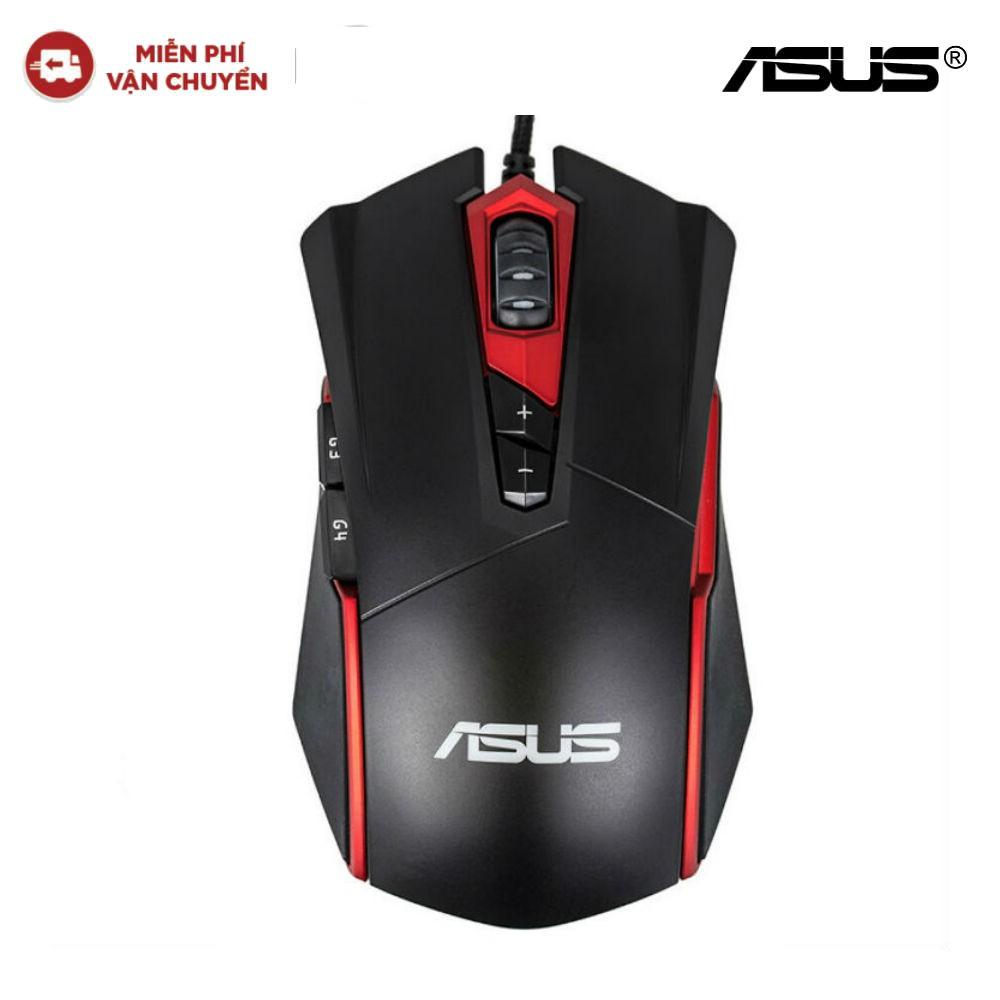 [Mã ELTECHZONE giảm 5% đơn 500K] Chuột có dây Asus Gaming GT200 - Hàng chính hãng new 100%