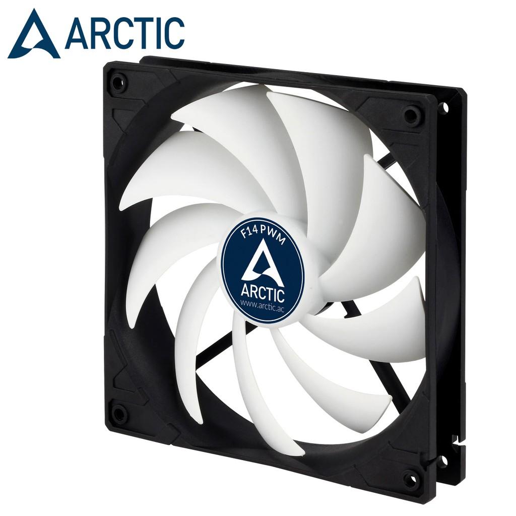 Fan case 14cm Arctic F14 PWM - Sản phẩm cao cấp, hiệu năng vượt trội
