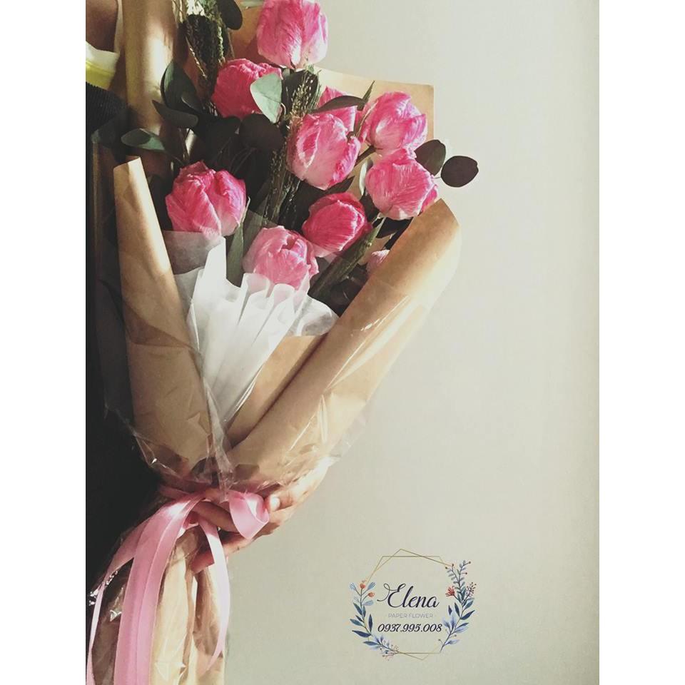 Hoa giấy Tulip Big Sale 35k/ bông