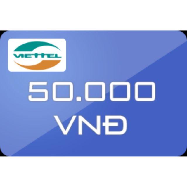 Card điện thoại | Card Viettel 50k, thẻ cào Viettel 50k - 2933588 , 534127067 , 322_534127067 , 48500 , Card-dien-thoai-Card-Viettel-50k-the-cao-Viettel-50k-322_534127067 , shopee.vn , Card điện thoại | Card Viettel 50k, thẻ cào Viettel 50k