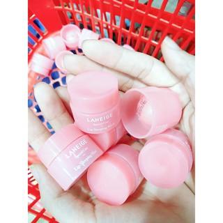 Mặt nạ ủ môi Laneige mini 3g Hàn Quốc