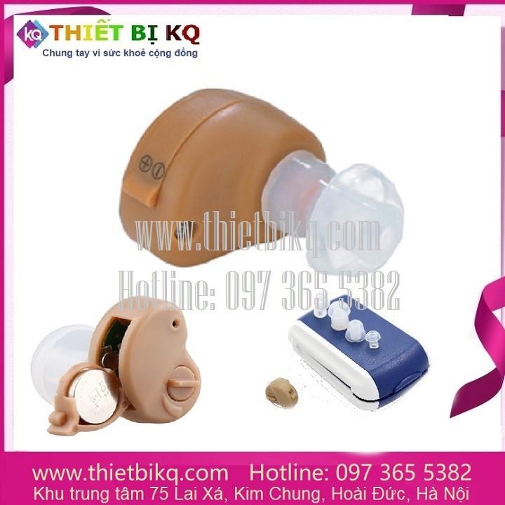Máy trợ thính nhét tai dắt tai Axon K80
