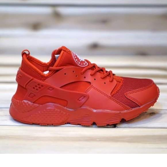 [FREE SHIP] Giày Nike Huarache màu Full Đỏ (All red)