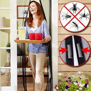 Rèm cửa nam châm Chống muỗi
