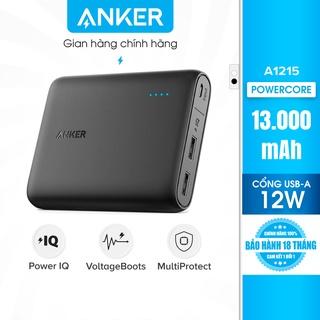 Pin sạc dự phòng ANKER PowerCore 13000mAh - A1215 thumbnail