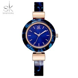 [SHENGKE OFFICIAL] Đồng hồ nữ Shengke Korea K0070L chính hãng