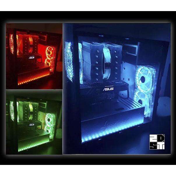 Dây led 12v RGB đồng bộ Aura Sync, RGB Fusion, MSI Mystic Light, ASrock RGB