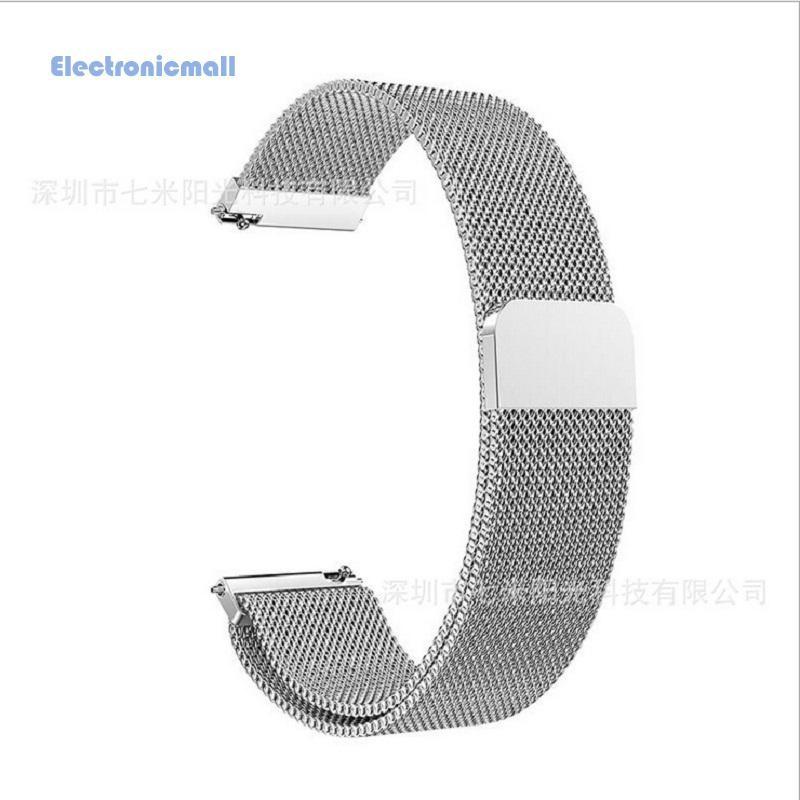 Dây đeo lưới bằng thép không gỉ từ tính thiết kế đầu phẳng chất lượng cao