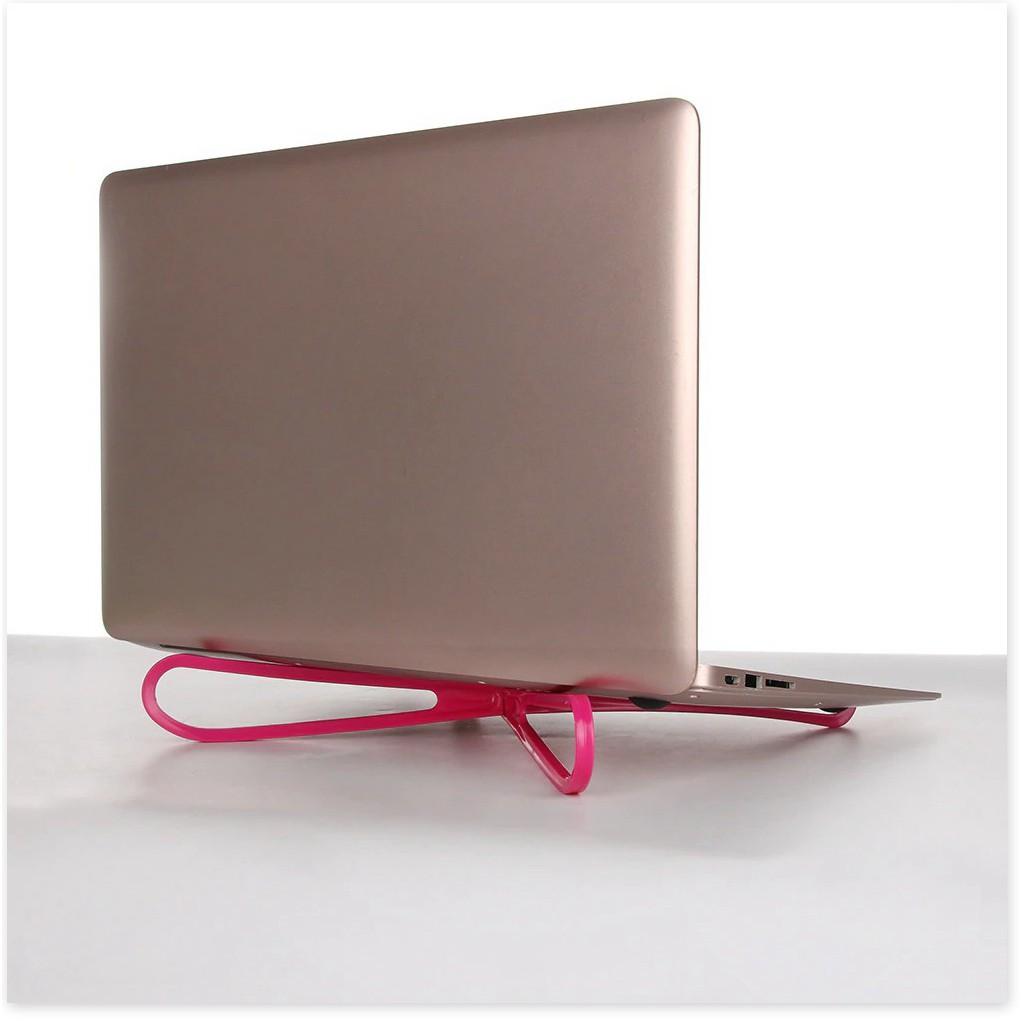Đế tản nhiệt laptop ️ GIÁ VỐN Giá đỡ máy tính xách tay chữ X gấp gọn 8982