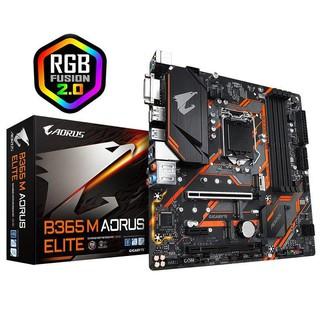Mainboard Gigabyte B365M Aorus Elite RGB 2.0